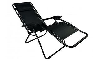 Zero-Gravity-Lounge-Chairs-Recliner-Outdoor-Beach-Patio-Garden-Folding