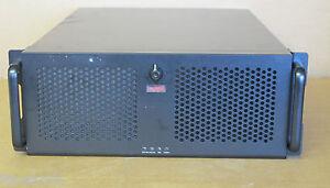Symicron-4U-Rack-Mount-Server-256Mb-di-RAM-unita-disco-rigido-da-40Gb