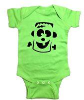 Halloween Baby Bodysuit frankenstein One Piece