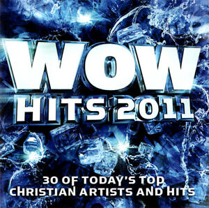 WOW-Hits-2011-Today-039-s-Top-Christian-Artists-2CD-2010-Word-EMI-NEW
