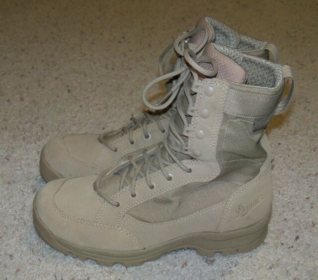 667e5aaf718 NEW Danner Duty Combat Leather Boots Tanicus 8