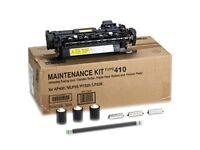 Genuine Ricoh 406644 Type 410 Maintenance Kit For Aficio Ap410n