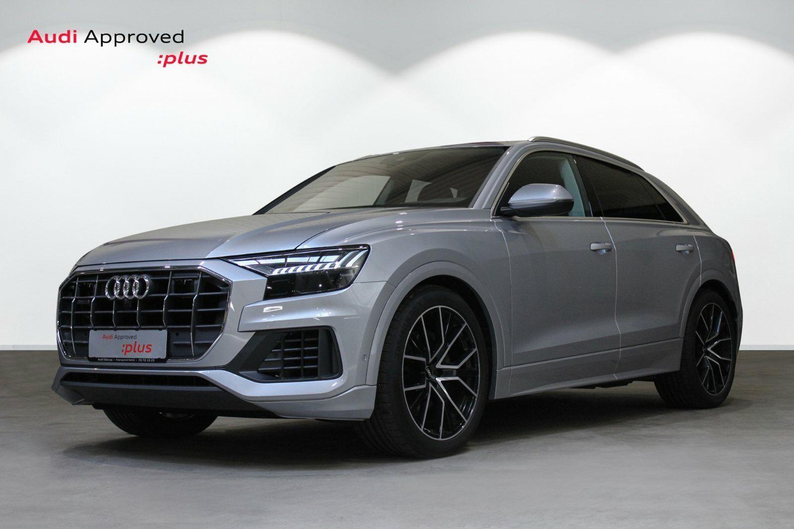 Audi Q8 50 TDi quattro Tiptr. 5d