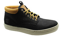 Timberland Earthkeepers Ek 2.0 Cupsole Chukka Mens Shoes Black Leather 3301a U70