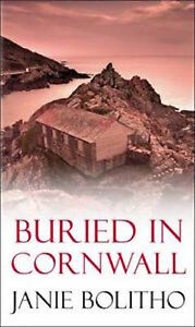 Janie-Bolitho-Buried-en-Cornwall-Tout-Neuf-Format-A-Livraison-Gratuite