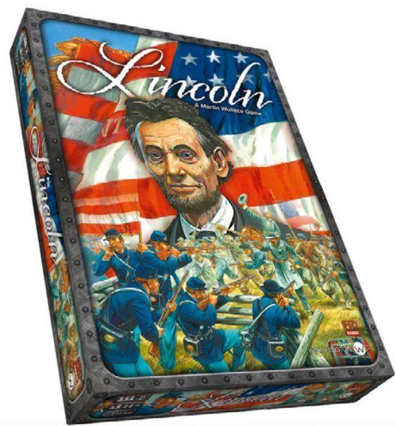 Lincoln - martin wallace spiel