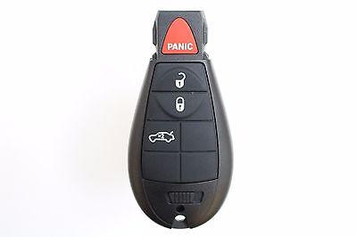 NEW 3BTN Keyless Entry Remote Key Fob For 2010 Dodge Ram 1500 Free Program Inst