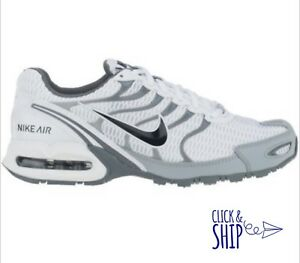 sale retailer 6fb1e 671f7 Details about Nike Air Max Torch 4 Running Cross Training Shoes Sneakers  MENS White Gray