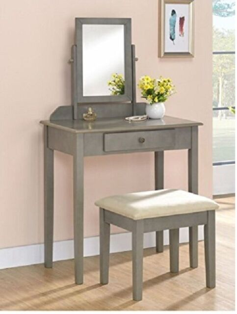 Canora Grey Exmouth Vanity Set With Mirror For Sale Online Ebay
