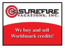 40,000 Annual Credit WorldMark by Wyndham Premier Timeshare Resale Point