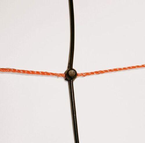 Titan oveja red 90 cm 50 m de largo doppelsp ziegennetz red sombreros valla de red