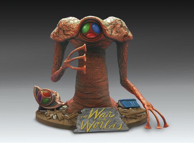 2011 pegasus 908 1  8 krig mellan världarna Mars figurmodelllllerl kit nytt i lådan