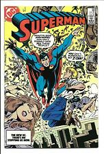 SUPERMAN # 398 (JUL 1984), NM-