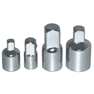 Air Impact Adapter und Reduzierbuchse 1//2 3//8 1//4 Zoll Sockel Adapter