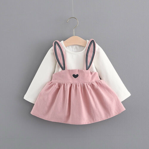 Baby Girl Cute Daily Long Sleeves Fruits Leaf Print Lace Princess Dress+Bag Sets