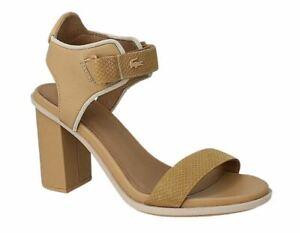 lacoste heels