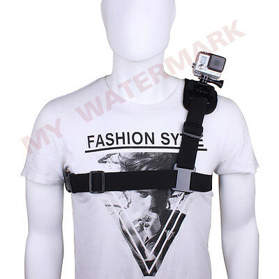 GO  PRO New Shoulder Strap  For GoPro HD Hero 4 3+ 3 2 1 Camera  Accessories