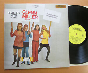 Beatles-Hits-In-The-Glenn-Miller-Sound-Hiltonaires-1971-NEAR-MINT-Stereo-MER-336
