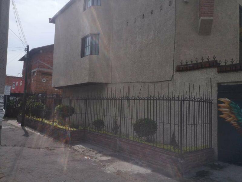 CASA EN RENTA AMPLIA, AMUEBLADA EN JARDIN BALBUENA CIUDAD DE MEXICO CDMX
