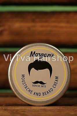 bartcreme, 75ml Morgan´s Moustache And Beard Cream Beard Balm