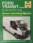 Ford Transit Diesel Service and Repair Manual: 2006 to 2013 by Haynes (Paperback, 2015)