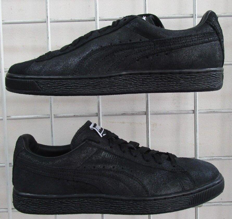Women's Puma Sport Suede Classic Matt&Shine Sneakers, New Bk Sport Puma Walking Shoes 9.5 be2106