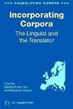 Al incorporar cuerpos: el lingüista y el traductor (traducción de Europa) por