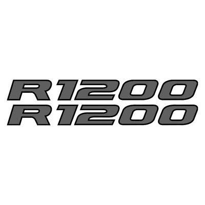 ADESIVI LATERALI RALLY PER BMW R 1200 GS ADV 2014-2018
