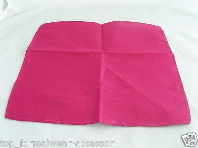/<GG/>Rose Water Light Pink Polyester BOYS Bow tie /& Hankie Set />P/&P 2UK/>1st Class