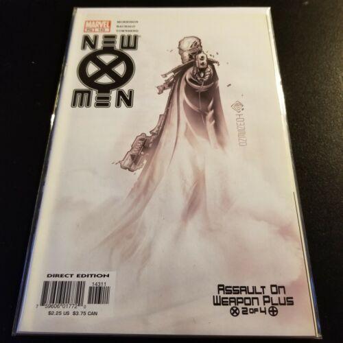 X-Men #143 Assault on Weapon Plus Pt 2 VF Marvel Comics Uncertified