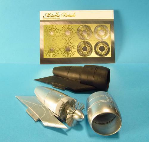 bienvenido a comprar Metallic Details 1 48 Lockheed S-3A Viking Motori Motori Motori  MD4831  punto de venta