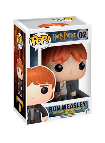 Ron Weasley Vinyl Figure Item #5859 Funko Pop Harry Potter