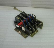 Square D Disconnect Class 9422 Type Td 3 Complete With Mounting Plate Used