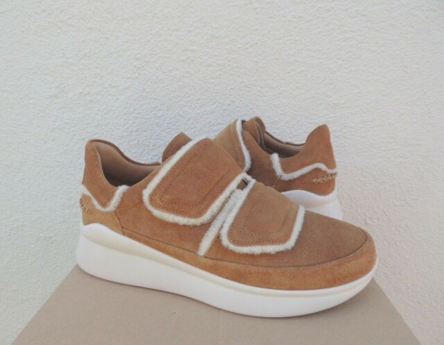 4bbb6441fa5 UGG Ashby Spill Seam Chestnut Suede Fashion SNEAKERS Women US 10/ EUR 41