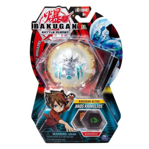 BAKUGAN Deluxe Ultra 1 Pack 3 Inch Figure Selected Character