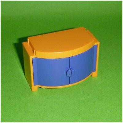 Wohnzimmer Schrank Kommode mit Schubladen aus Set 3966 Playmobil
