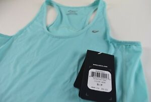 Small-Top-ASICS-Women-039-s-Exercise-Blue-Discounted-Blusa-Ejercisio-Azul-WR279