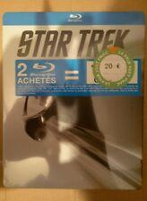 Star Trek FNAC steelbook brand new and sealed