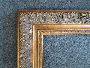 image is loading picture frame vintage antique ornate old gold classic