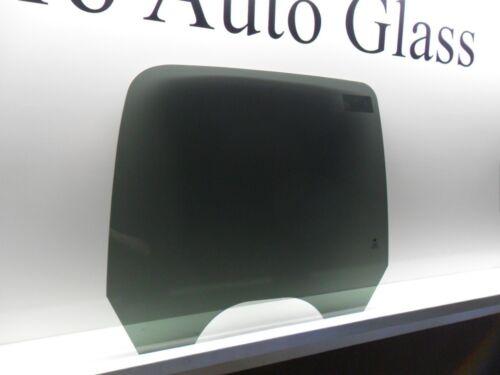 OEM Rear Passenger Side Door Window Glass for 01-06 Chevy Silverado /& GMC Sierra