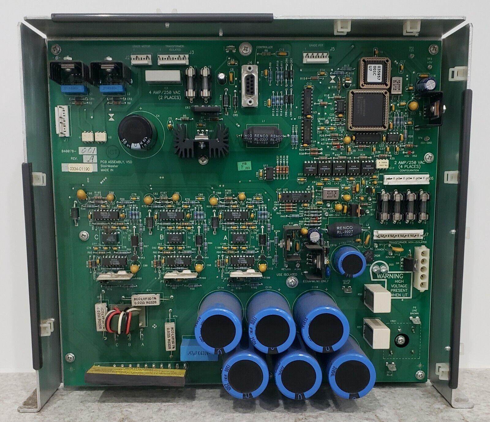 StairMaster PCB Assembly, VSD 040078-001