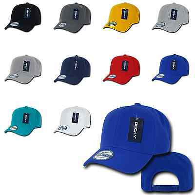 DECKY Baseball Mid-Crown Curved Bill Acrylic Snapbacks Hats Caps Unisex |  eBay