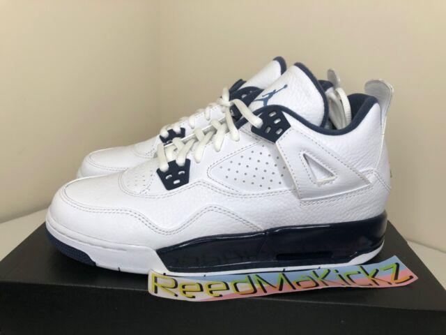 Nike Air Jordan 4 Legend Blue 6 Y