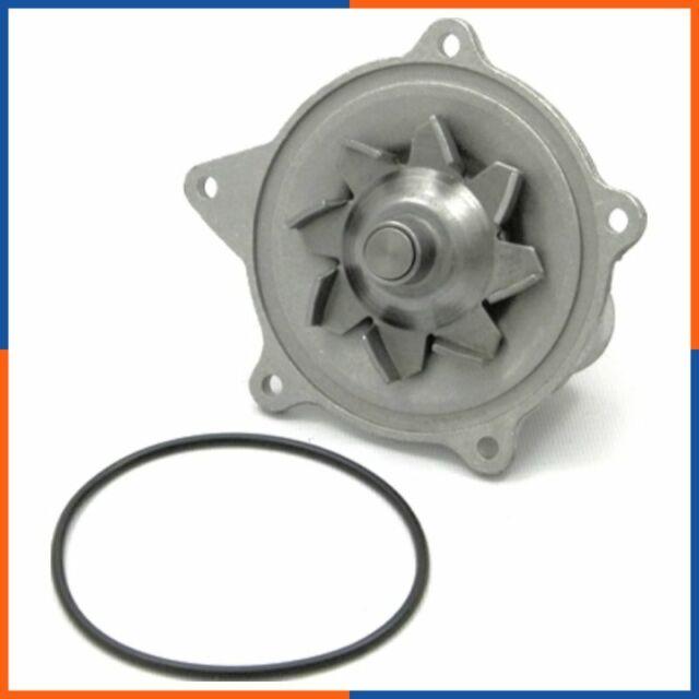 Pompe à eau pour CHRYSLER   PWP1016, 45000338SX, MWP4933, WG1237046