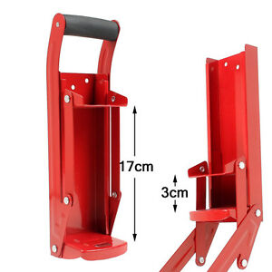 Can Crusher Bottle Opener Wall Mounted Recycling Smasher
