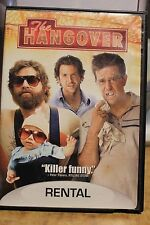 The Hangover (DVD, 2009) USED RENTAL