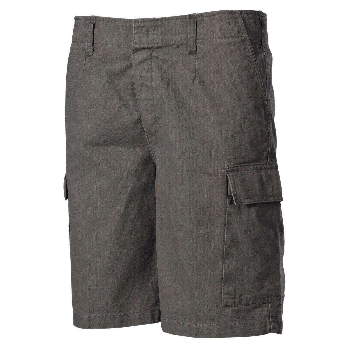 Bw Moleskin Bermuda Outdoor Leisure Shorts short Olive Stonewashed XL Xlarge