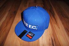 Nike NikeLab Pigalle White Blue Adjustable Snapback Unisex Hat Cap 882251-133
