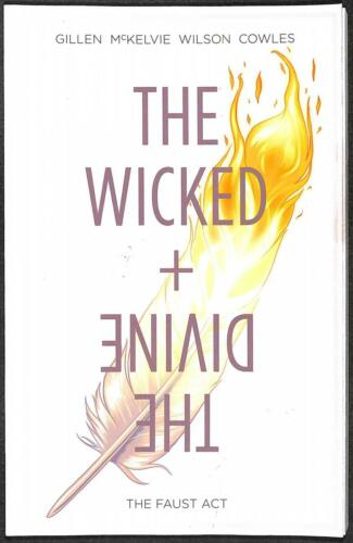 The Faust Act The Wicked The Divine Volume 1