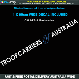 Troopcarriers-of-Australia-Windscreen-Decal-Official-ToA-Merch-90cm-Wide-TOA018